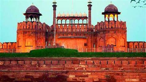 taj mahal red fort    monuments