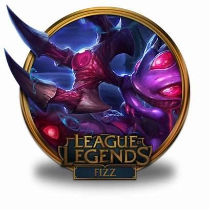 Fizz Void Icon League Legends Icons Gold