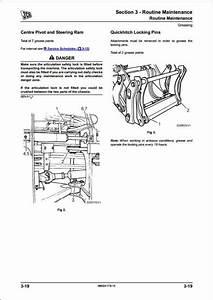 Jcb 412s 414s 416s Wheeled Loader Service Repair Manual