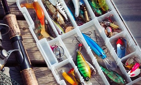 freshwater lures types tips  tactics