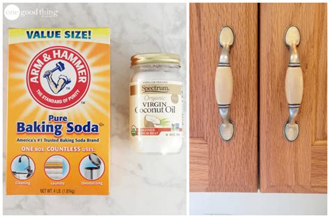 how to remove grease stains from kitchen cabinets how to clean grimy kitchen cabinets with 2 ingredients 9825