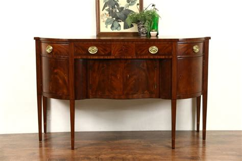 Henredon Natchez Collection Vintage Mahogany Sideboard