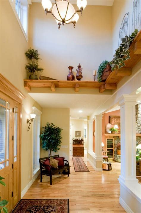 Decorating Ideas High Ceilings by 101 Foyer Ideas For Great Impressions Photos