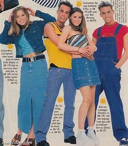Kleidung 90er Party : vongestern blog modekn ller der 90er jahre 1997 ~ Frokenaadalensverden.com Haus und Dekorationen