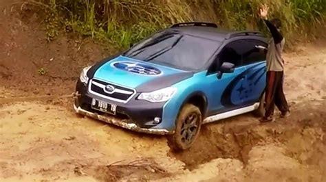 Subaru Xv Crosstrek Offroad Accros A