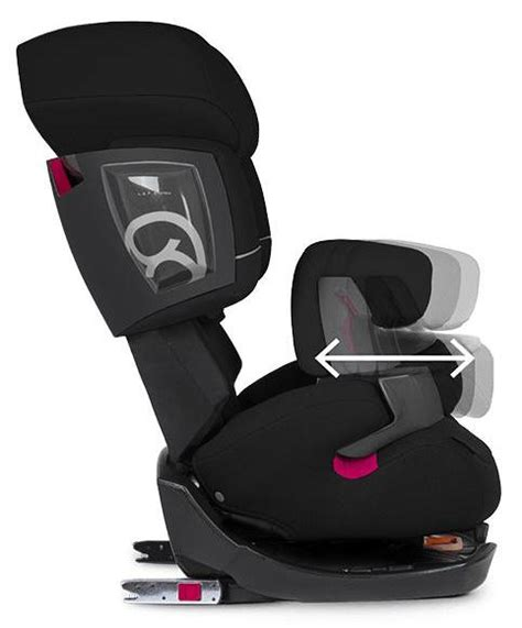siege auto cybex groupe 2 3 cybex siège auto groupe 1 2 3 pallas 2 fix gray rabbit