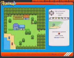 play pokemon games online free