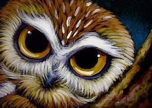 141 best Owl Art images on Pinterest   Art portfolio, Owls ...
