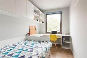 Single room in a brand new student residence near Santos ...