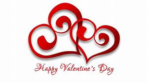 Happy Valentine's Day 2016 - red hearts