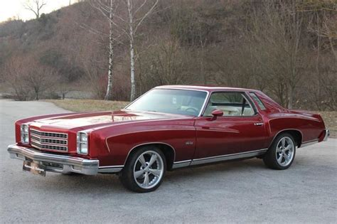 1976 Chevrolet Monte Carlo by 1976 Chevrolet Monte Carlo When I Was Kid