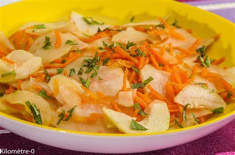 cuisiner le chou blanc en salade salade de carotte chou et concombre kilometre 0 fr