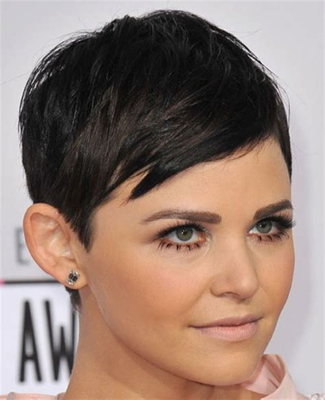 Female Celebrity Short Haircuts   Short Hairstyles 2016