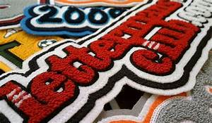 chenille and felt patches personalized patches custom With custom chenille letter patches