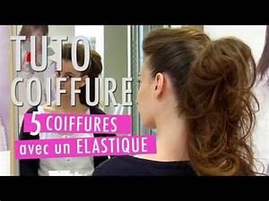 Comment Attacher Ses Cheveux : attacher ses cheveux 5 coiffures faciles et originales ~ Melissatoandfro.com Idées de Décoration