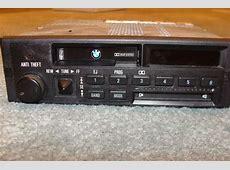 E30 e30 OEM radio
