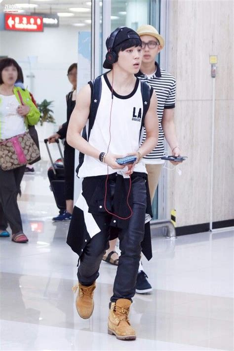 19 best images about airport fashion on Pinterest | Parks Airport style and Rap monster
