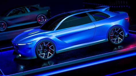 ford escort rs cosworth rendering imagines  return