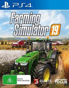 Farming Simulator 19 PS4 The Gamesmen