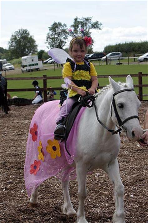 showing  hand equestrian fancy dress dorset event