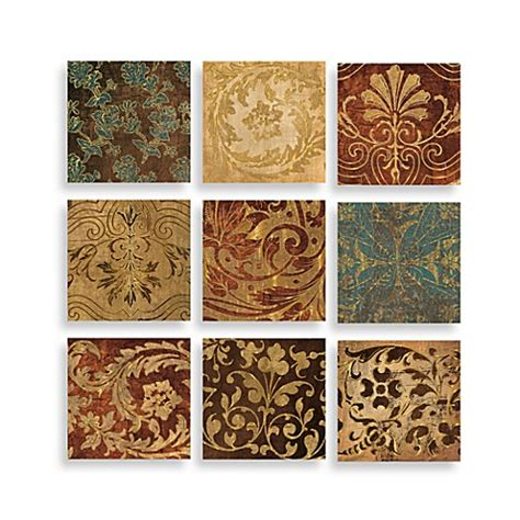 tapestry tiles add heres tapestry tiles wall decals bed bath beyond