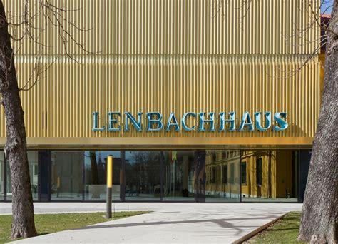 Umbau Lenbachhaus München Muenchenarchitektur