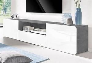 Lowboard 200 Cm : tecnos lowboard botero breite 200 cm kaufen otto ~ Yasmunasinghe.com Haus und Dekorationen