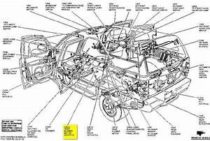 Encontr U00e1 Manual  2003 Ford Explorer Body Parts Diagram