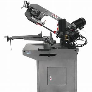 Jet Zip Miter Horizontal Metal Cutting Band Saw  U2014 8 3  4in