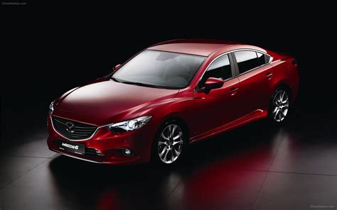Mazda Mazda6 Sedan 2014 Widescreen Exotic Car Picture #31