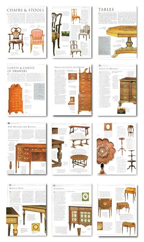 antique furniture identification guide