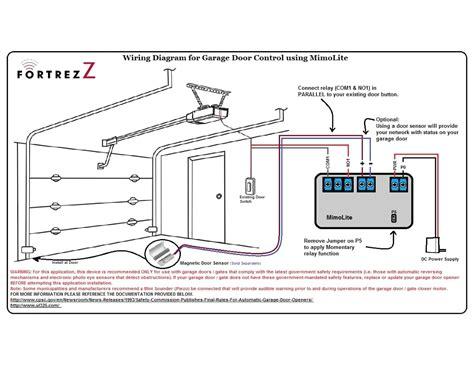 garage doors wiring diagram sears door opener craftsman
