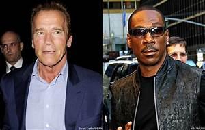 Arnold Schwarzenegger Comments on Having Eddie Murphy as ...