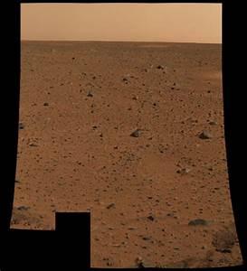 NASA - Spirit's First Color Photos of Mars