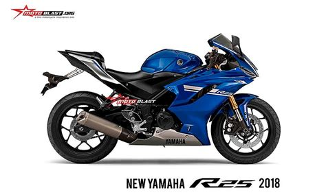 Yamaha R25 2019 by All New 2019 Yamaha Yzf R25 Likely Launch In Giias 2018