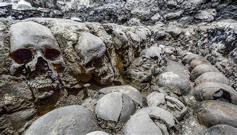 enormous rack  skulls   mexico newshub