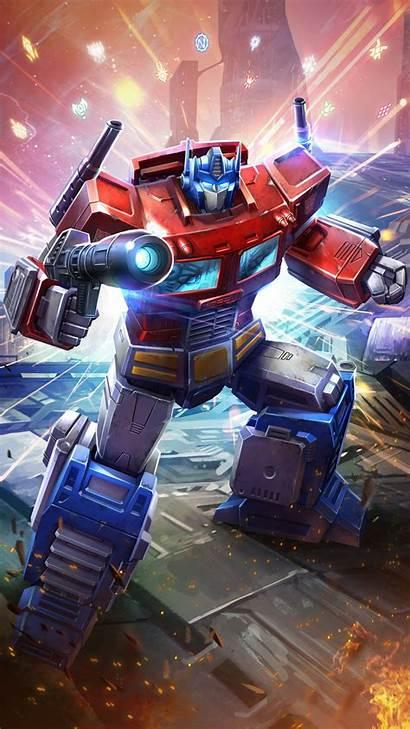 Optimus Prime Transformers Wallpapers 4k Backgrounds Superheroes