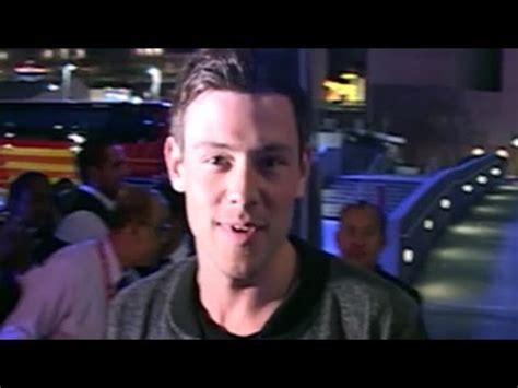 video  cory monteith   death youtube