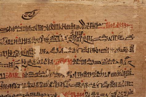 artemisia persiana scrittura ieratica