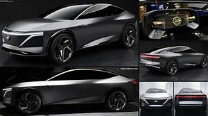 Nissan IMs Concept (2019) - pictures, information & specs