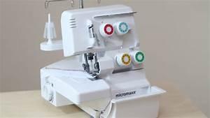 Medion Md 18600 Test : medion micromaxx md 10685 n hmaschine sewing machine test youtube ~ Watch28wear.com Haus und Dekorationen