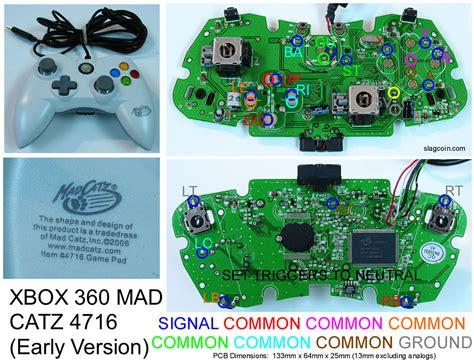 xbox 360 controller wiring diagram 34 wiring diagram