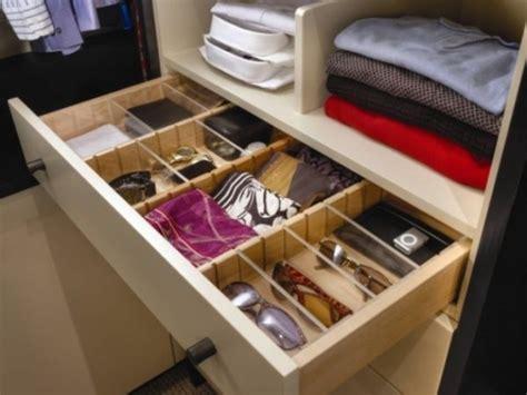 Closet Drawer Organizer  Wardrobe Closet Design