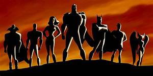 Justice League Unlimited Tv Show - Hot Girls Wallpaper