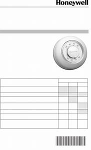 Honeywell Thermostat Yct87k1003 User Guide