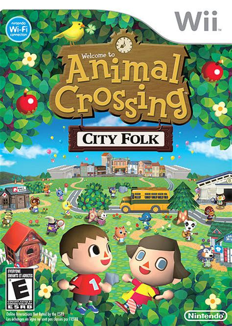 animal crossing city folk  nintendo wiki wii