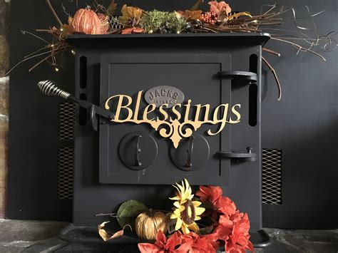 Blessings Metal Wall Decor Gift For Mother Home Decor Wall