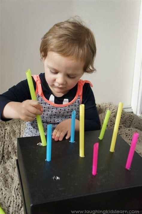 push  pull homemade toy box  children play diy