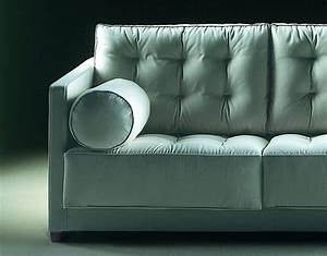tufted sofa le canape by flexform images With le canapé