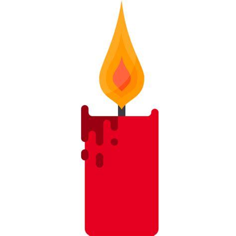 Fiamma Candela by Candela Fiamma Decorazione Luce Natale Natale Icona